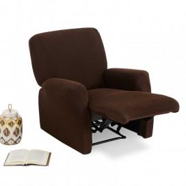 Funda elástica sillón relax completo modelo CRETA by Belmarti