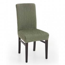 Funda híper-elástica silla con respaldo MILOS By Belmarti