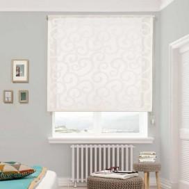 Estor enrollable decorativo OSLO de Zebra textil para el hogar