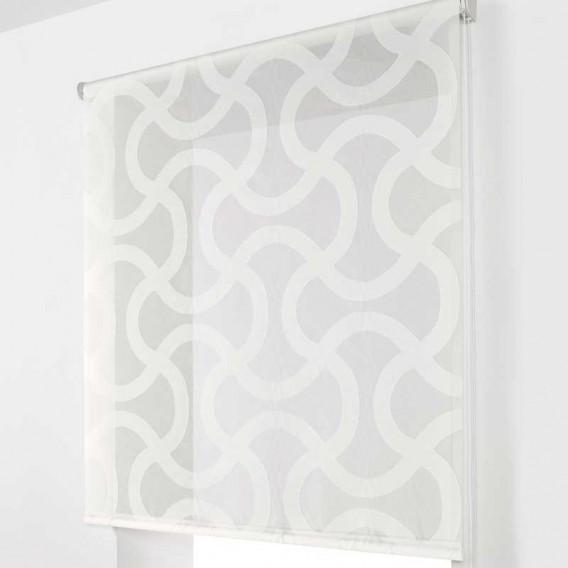 Estor enrollable decorativo BRUSELAS de Zebra textil para hogar