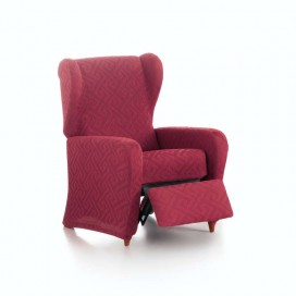 Funda Elástica sillón relax orejero ARION EYSA Vistiendo Hogar