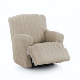 Funda Elástica sillón relax completo IRIA EYSA Vistiendo Hogar