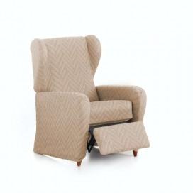 Funda Elástica sillón relax orejero ARGOS de EYSA Vistiendo Hogar