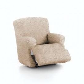 Funda Bielástica sillón relax completo CANDY de EYSA Vistiendo Hogar