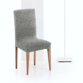 Funda Bielástica silla con respaldo CANDY de EYSA Vistiendo Hogar