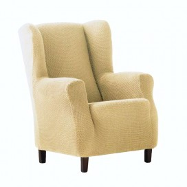 Funda Bielástica sillón orejero CORA de EYSA Vistiendo Hogar