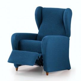Funda Bielástica sillón relax orejero CORA de EYSA Vistiendo Hogar