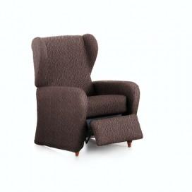 Funda Bielástica sillón relax orejero ROC Premium de EYSA Vistiendo Hogar