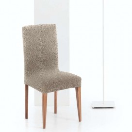 Funda Bielástica silla con respaldo ROC Premium de EYSA Vistiendo Hogar