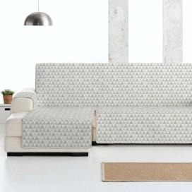 Funda cubre chaise longue Acolchada NORDIC de Eysa V.Hogar