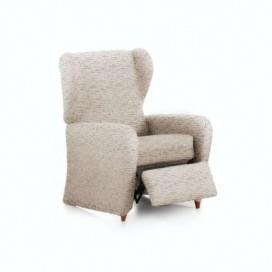 Funda Bielástica sillón relax orejero CANDY de EYSA Vistiendo Hogar