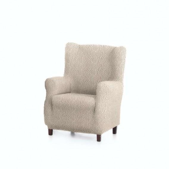 Funda Bielástica sillón orejero ROC Premium de EYSA Vistiendo Hogar