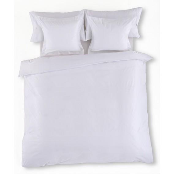 Funda nórdica COMBI LISOS. 100% algodón (200 hilos) 001-BLANCO