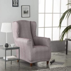 Funda elástica sillón orejero ALBA para el hogar