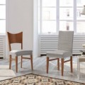 Funda elástica asiento silla BETA By Zebra Textil V.Hogar