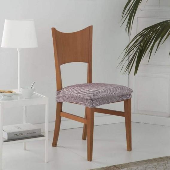 Funda elástica asiento silla ALBA para el hogar