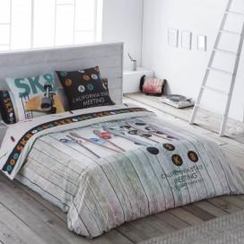 Juego Funda Nórdica SKATE JVR para Vestir la cama