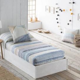 Edredón ajustable 12 DUNA JVR para vestir la cama