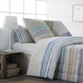 Juego sábanas estampadas DUNA JVR para la cama