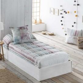 Edredón ajustable 12 GRAFIC JVR para vestir la cama