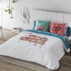 Juego Funda Nórdica SELFIE JVR para Vestir la cama