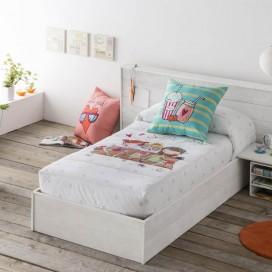 Edredón ajustable 12 SELFIE JVR para vestir la cama