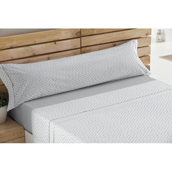 Juego de sábanas estampadas Dalma 003-AZUL
