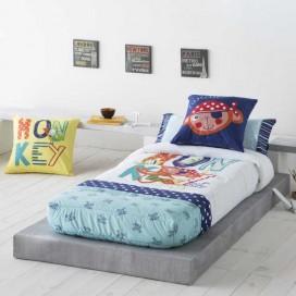 Edredón ajustable infantil MONKEY 12 JVR para la cama