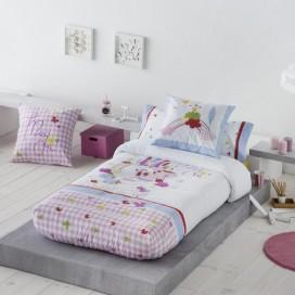 Edredón ajustable infantil MAGIC 12 JVR para la cama