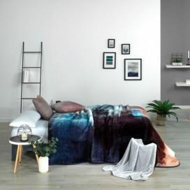 Manta Estampada HARMONY H42 de Textiles Mora