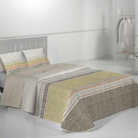 Colcha Bouti 20 HONEY JVR para cama