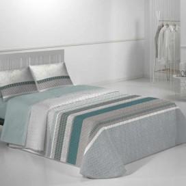 Colcha Bouti 20 SILVER JVR para cama