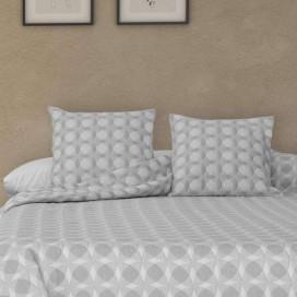 Cojín 50X50 KIRBY jacquard JVR para la cama