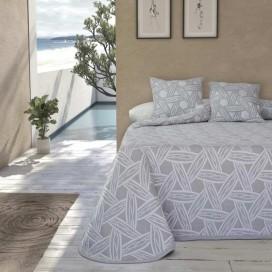 Cojín 50X50 AVA jacquard JVR para la cama